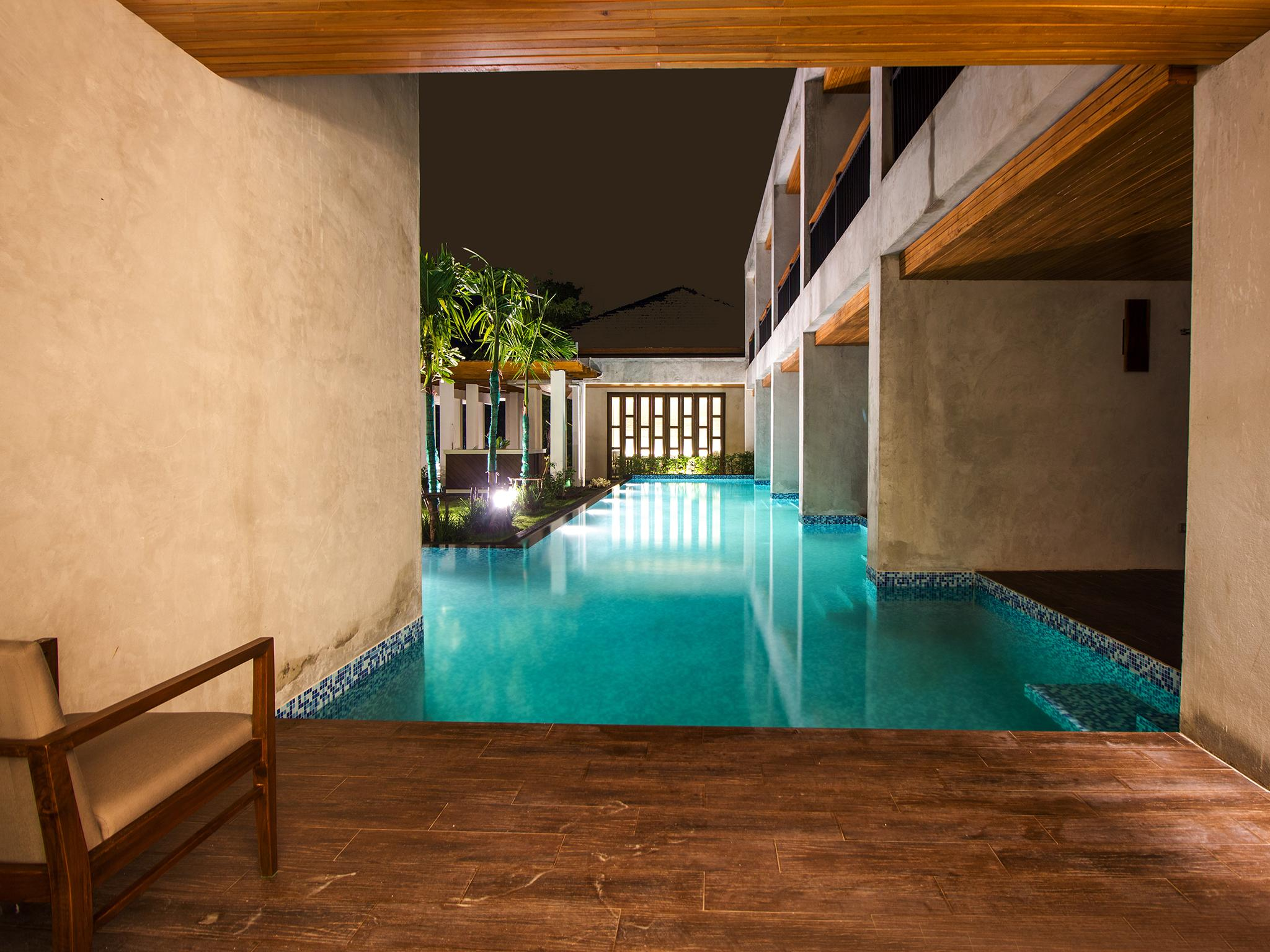 Luxus Premier Zimmer mit Poolzugang (Luxury Premier Room with Pool Access)
