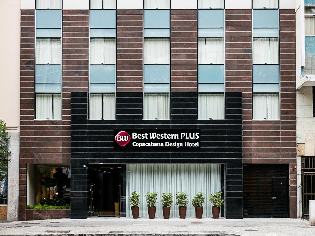 More about Best Western Plus Copacabana Design Hotel