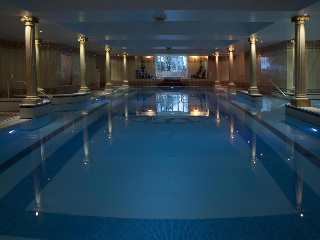 Swimmingpool Thornton Hall Hotel & Spa