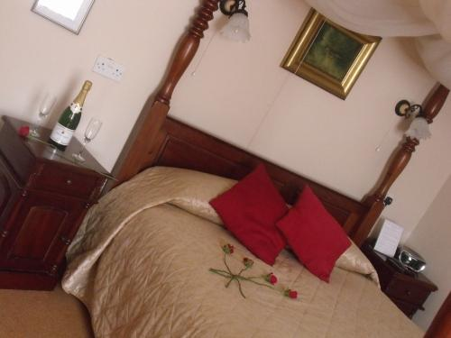Zimmer mit Himmelbett (Four Poster Bed Room)