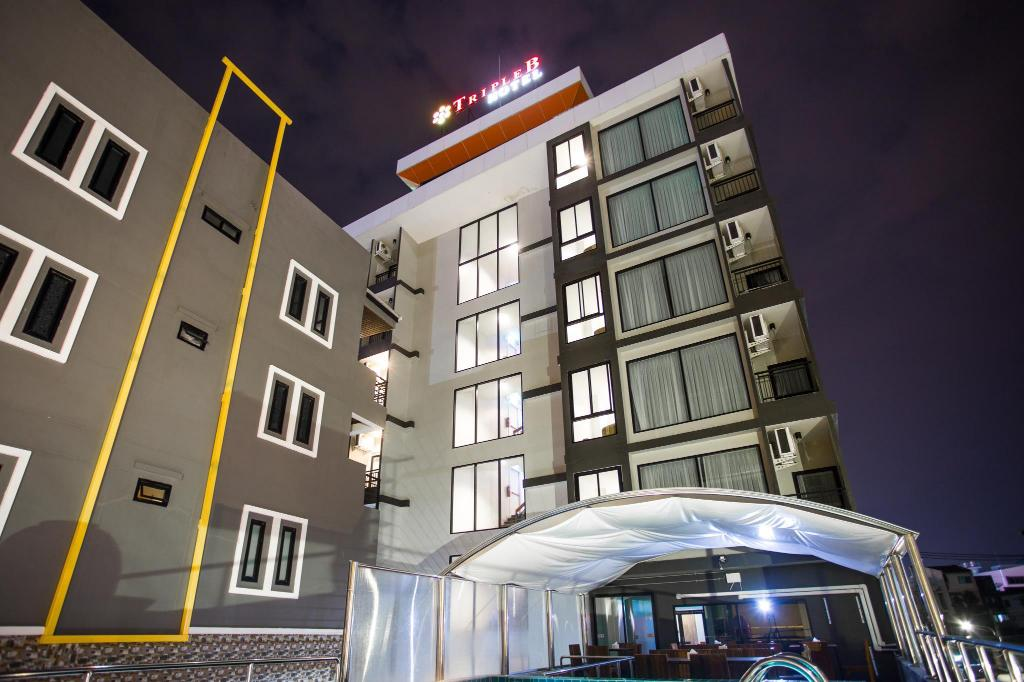 Triple B Boutique Residence in Chonburi - Room Deals, Photos & Reviews