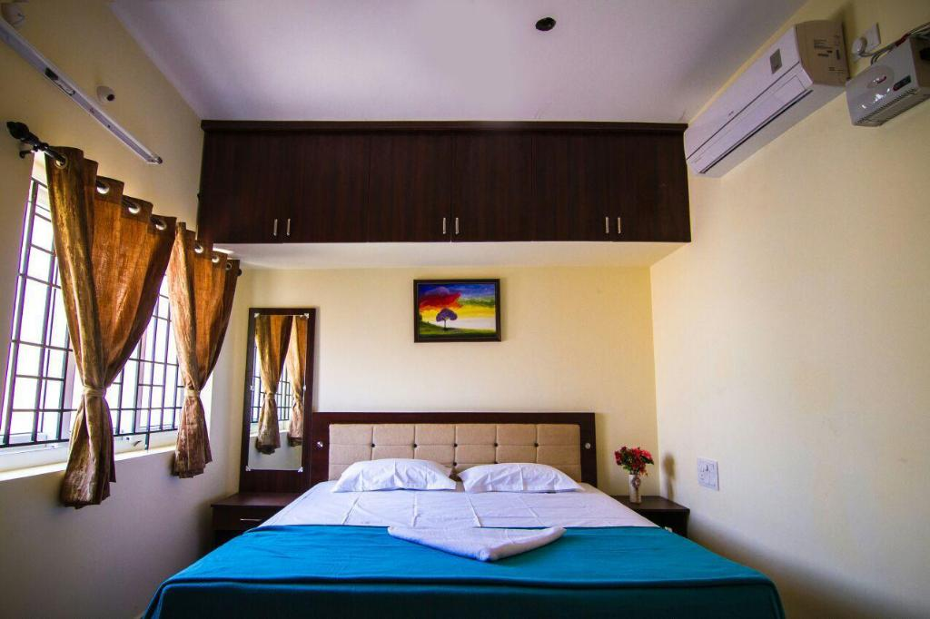 2 Bedroom Apartment (4 Adults) - Bed Viswa Serviced Apartments