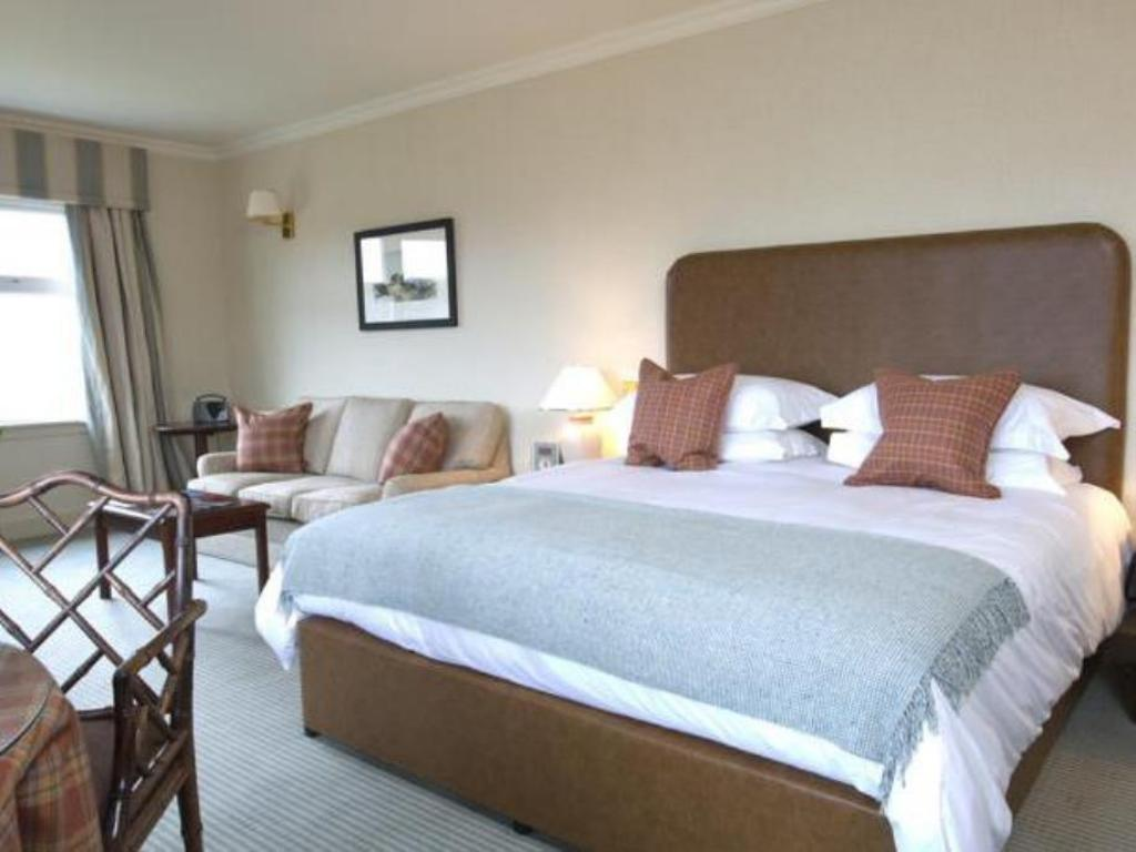 Double Room - Bed Inver Lodge
