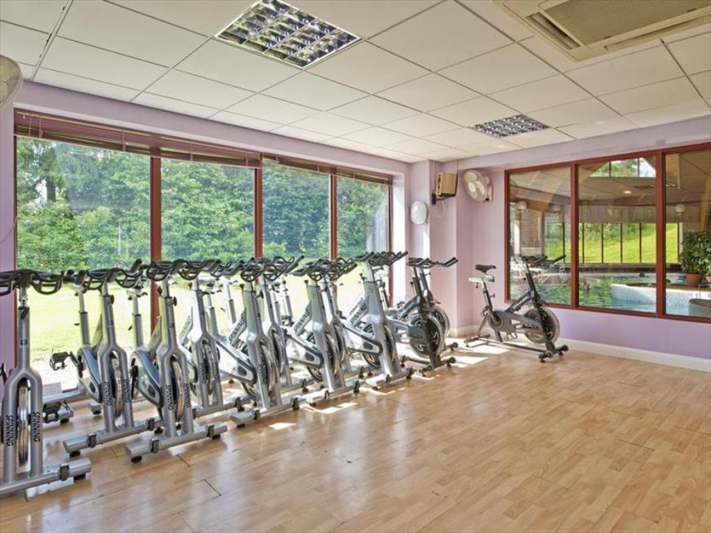fitness centrum Best Western Kenwick Park Hotel & Leisure Club