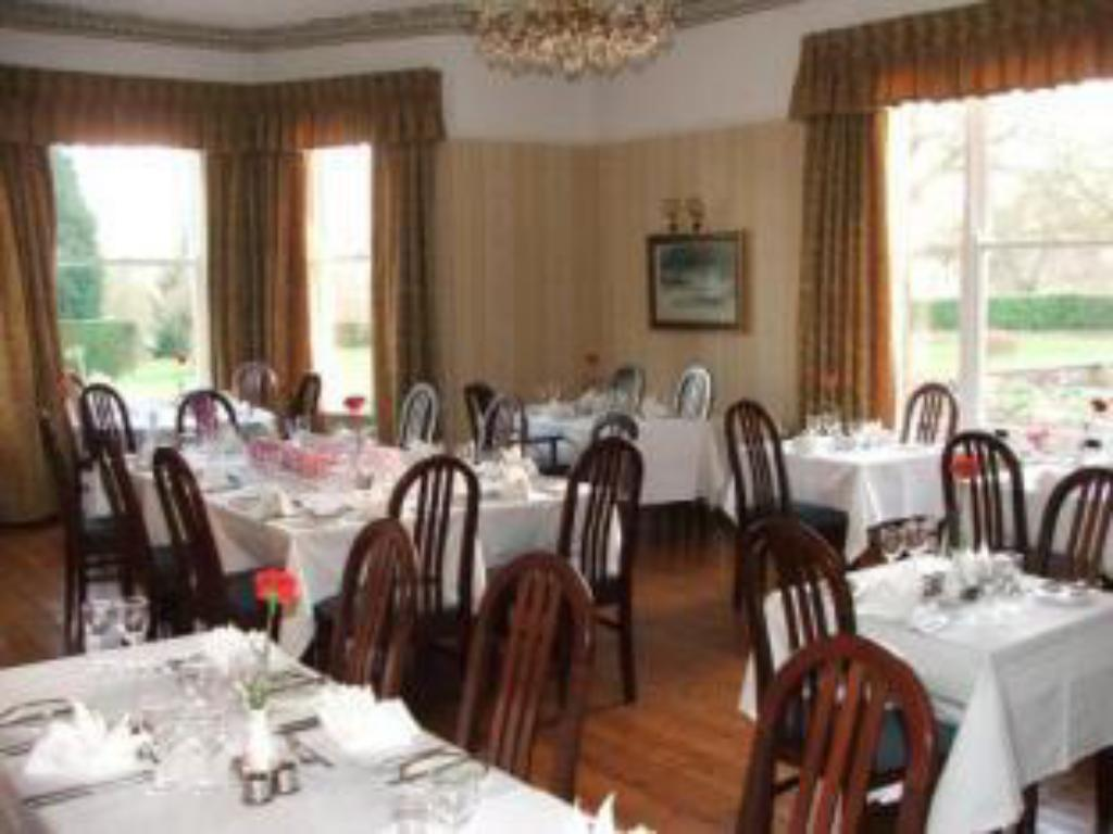 Restaurant Broom Hall Country Hotel