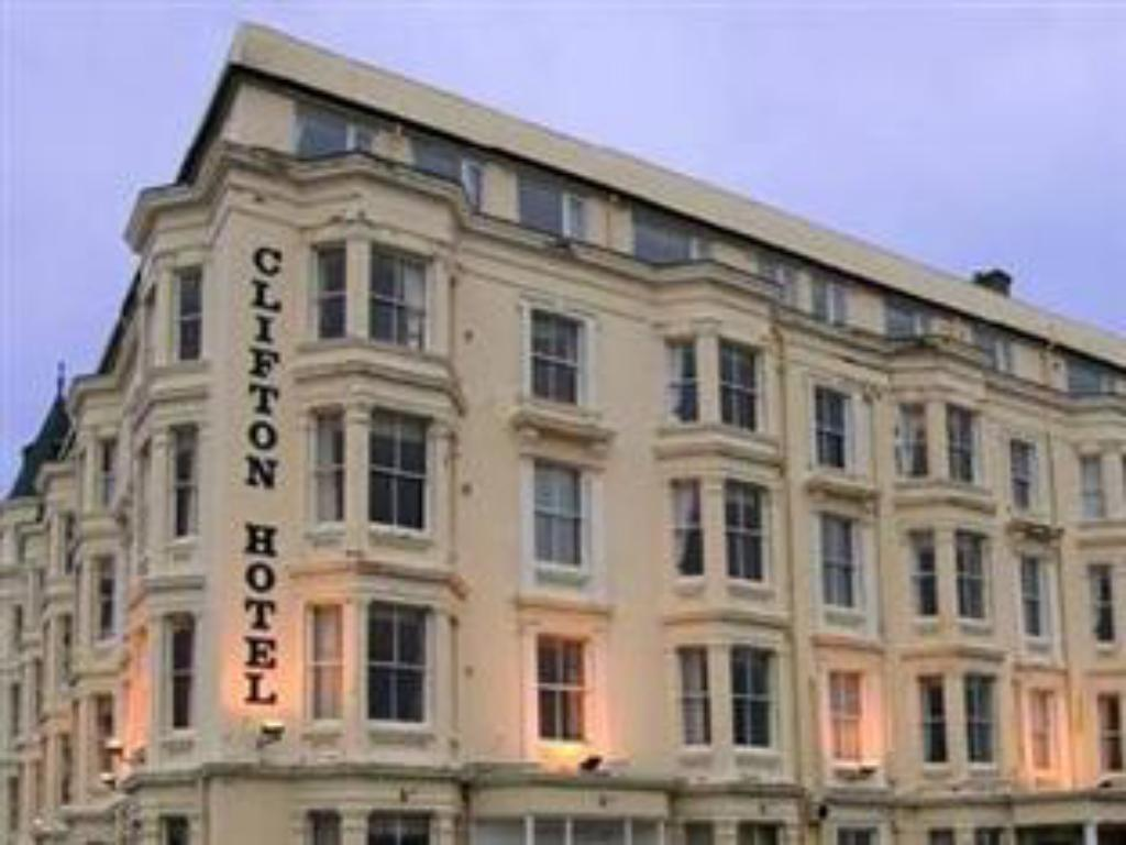 Udvendig The Clifton Hotel Scarborough