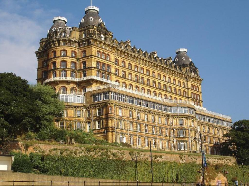 Best price on grand scarborough hotel in scarborough reviews for Grand hotel