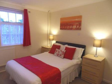 Standard Double Room Luccombe Manor Country House Hotel
