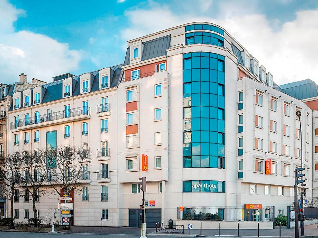 Adagio Access Paris Porte De Charenton Aparthotel