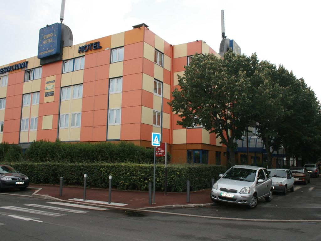 More About Euro Hotel Paris Creteil Metro