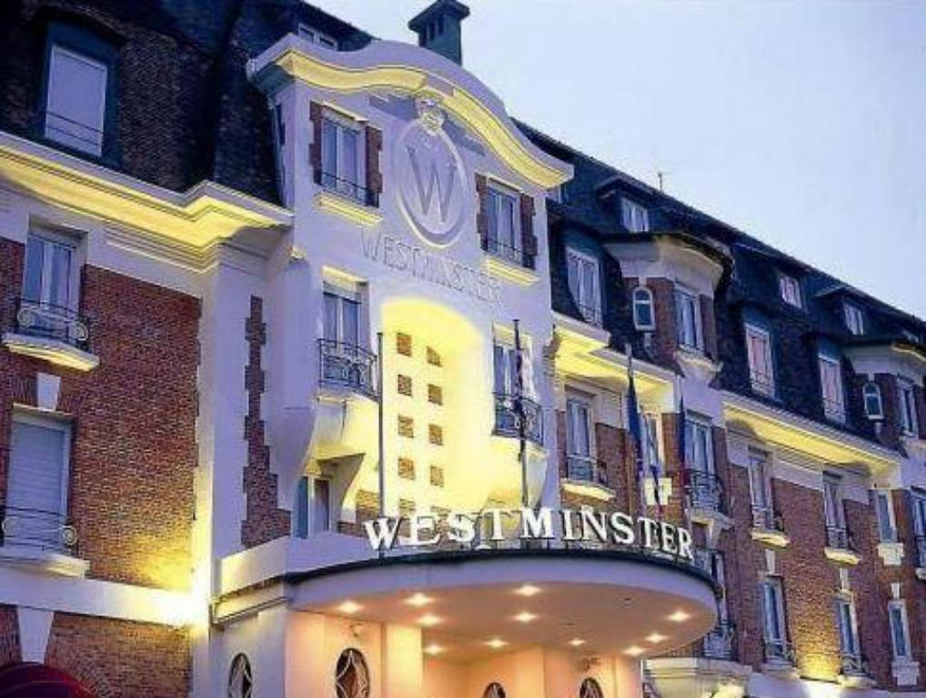 Hotel Barriere Le Westminster In Le Touquet Room Deals Photos