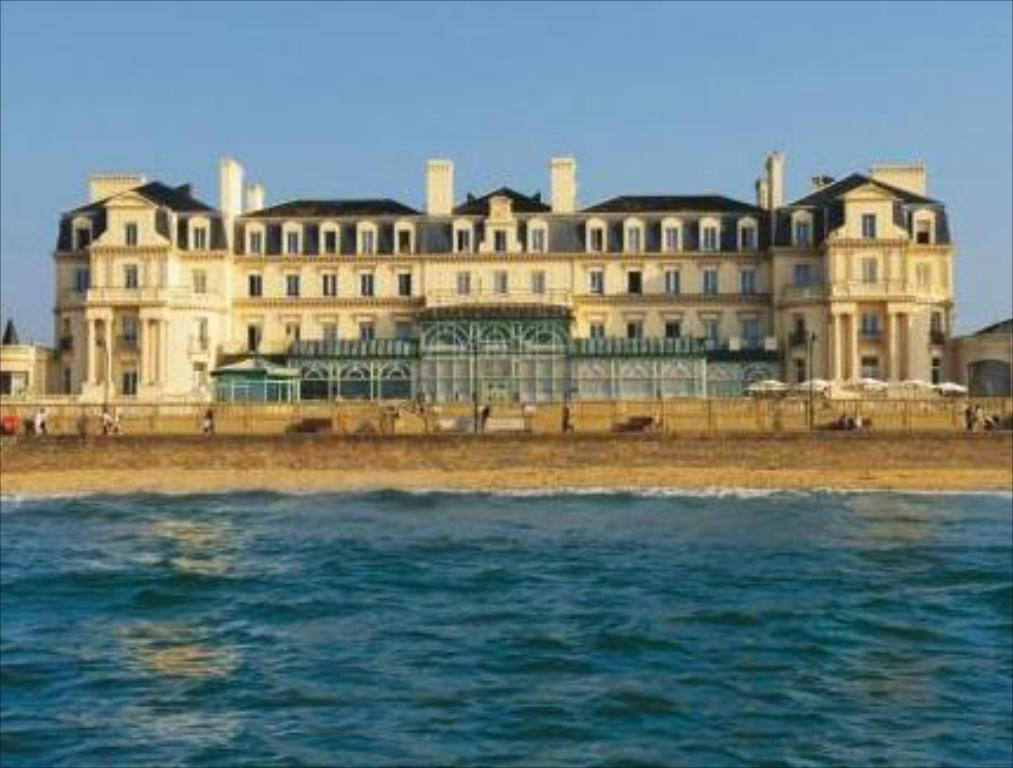 Grand Hotel Des Thermes In Saint Malo Room Deals Photos Reviews