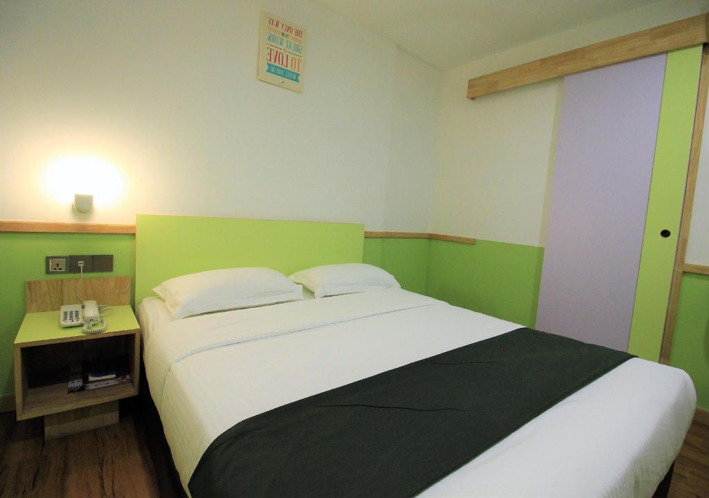 Deluxe Double no Window HOTEL JSIA