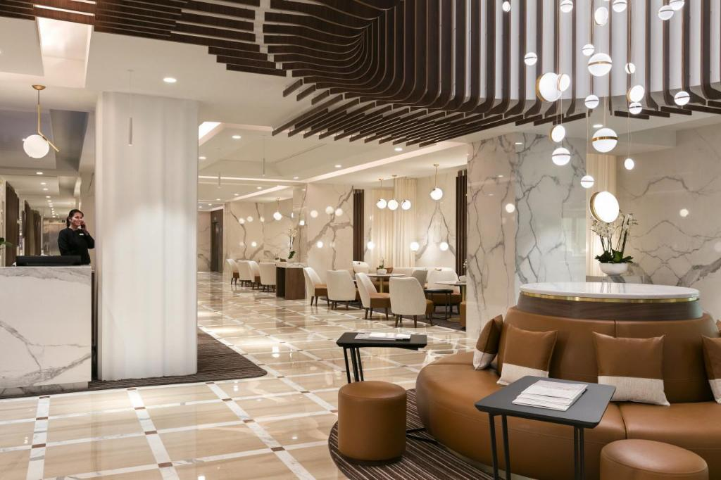 Lobby Gray d'Albion Barriere Cannes