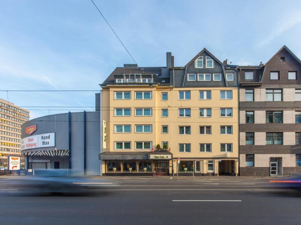Novum Hotel Flora Düsseldorf Dusseldorf Boek Een Aanbieding Op