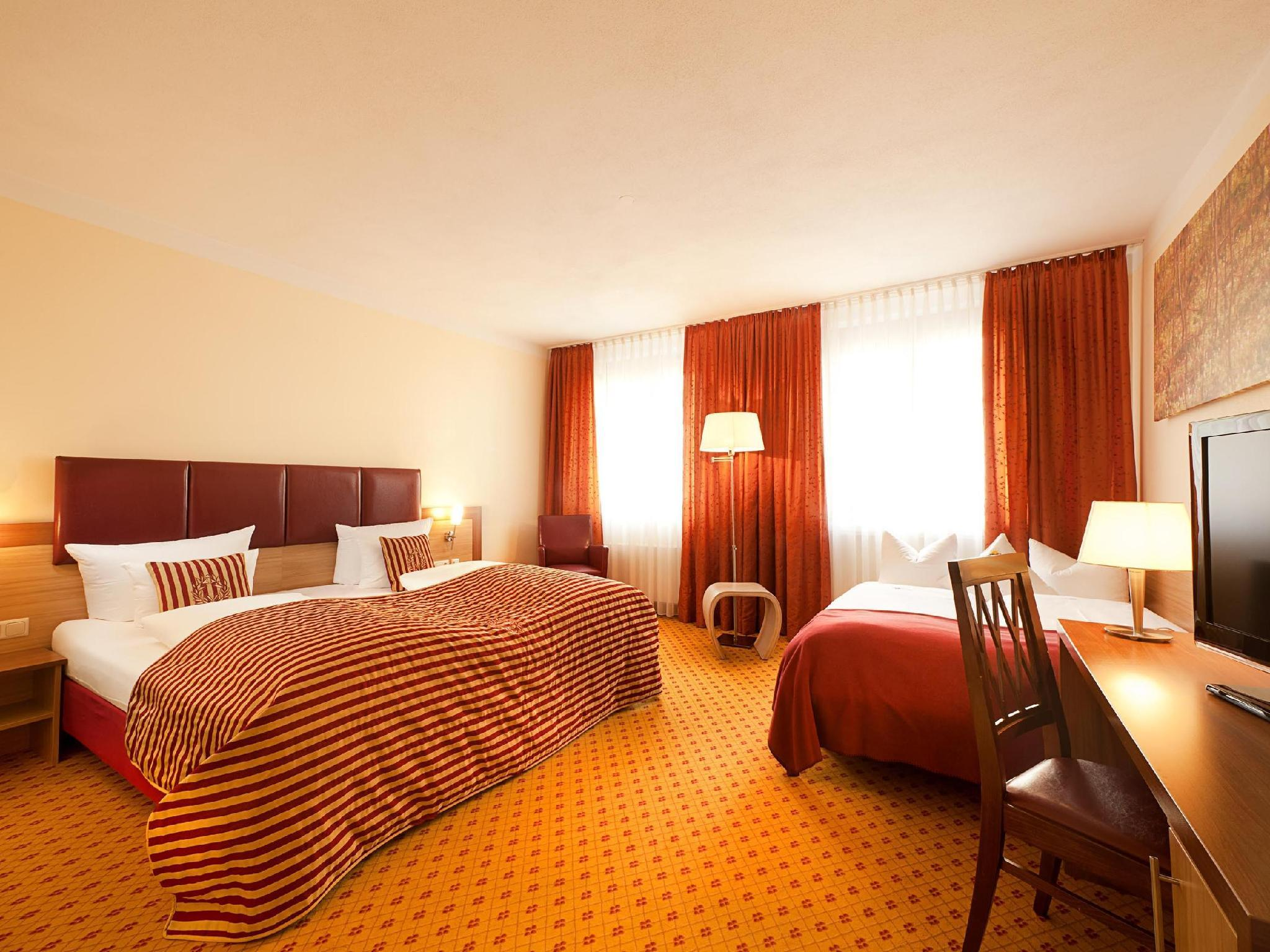 Prince Regent Quadruple Room