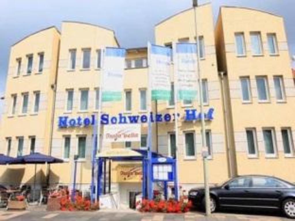Adesso Hotel Schweizer Hof In Gottingen Room Deals Photos Reviews