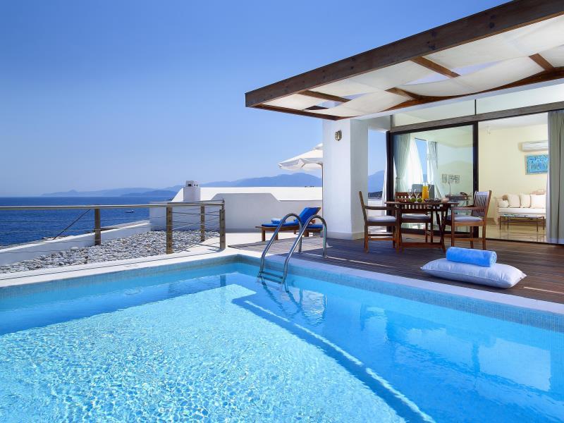 Крит отель bay