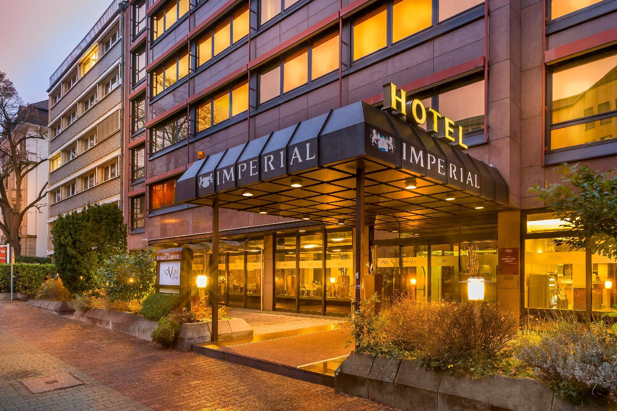 Novum Hotel Imperial Frankfurt Messe Frankfurt Am Main
