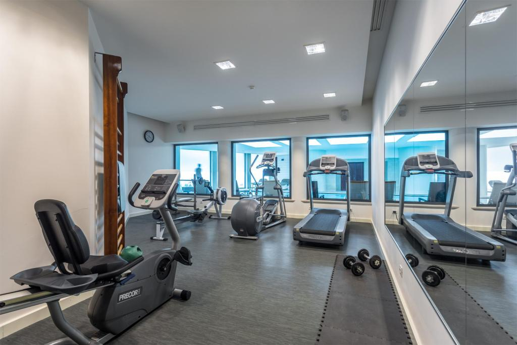 Centre de fitnes Dom Goncalo Hotel and Spa