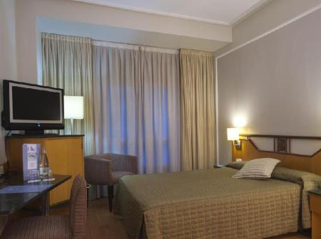 Double or Twin Room Eurostars Mediterranea Plaza Hotel