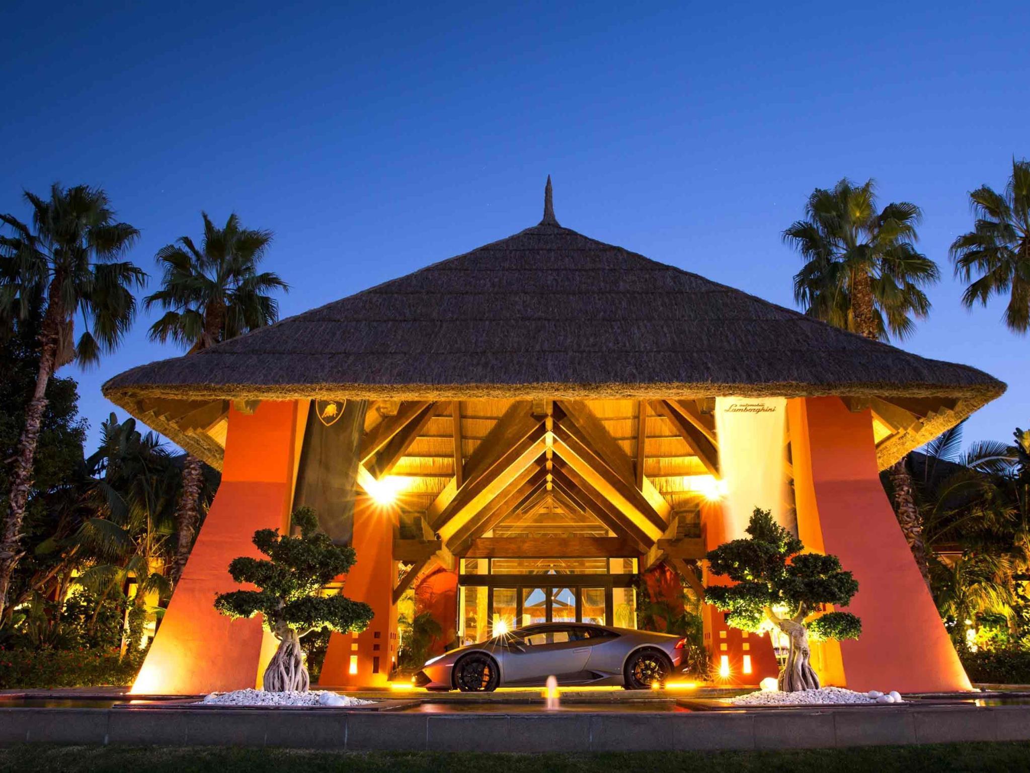 Asia Gardens Hotel Thai Spa