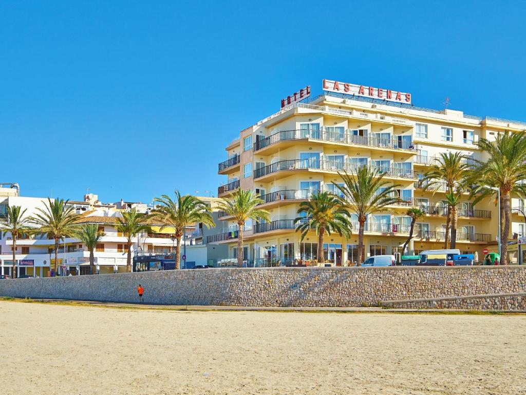 Hotel Las Arenas In Majorca Room Deals Photos Reviews