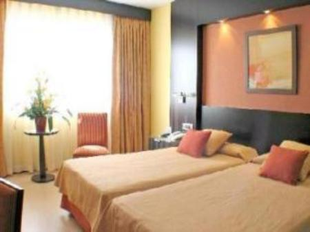Double Room Single Use Hotel Intur Castellon