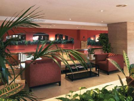 Interior view Hotel Intur Castellon
