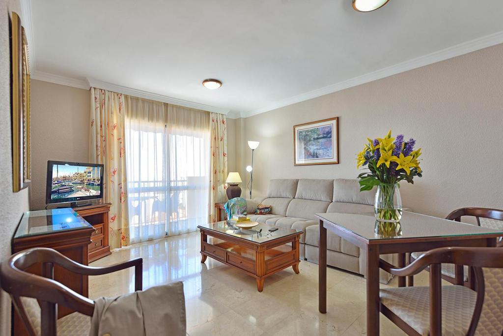 2 Bedroom Apartment - Executive lounge Apartamentos Don Gustavo