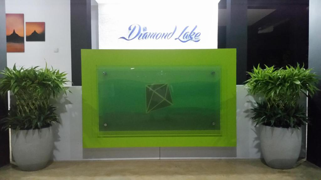 Recepción Diamond Lake Tourist Rest