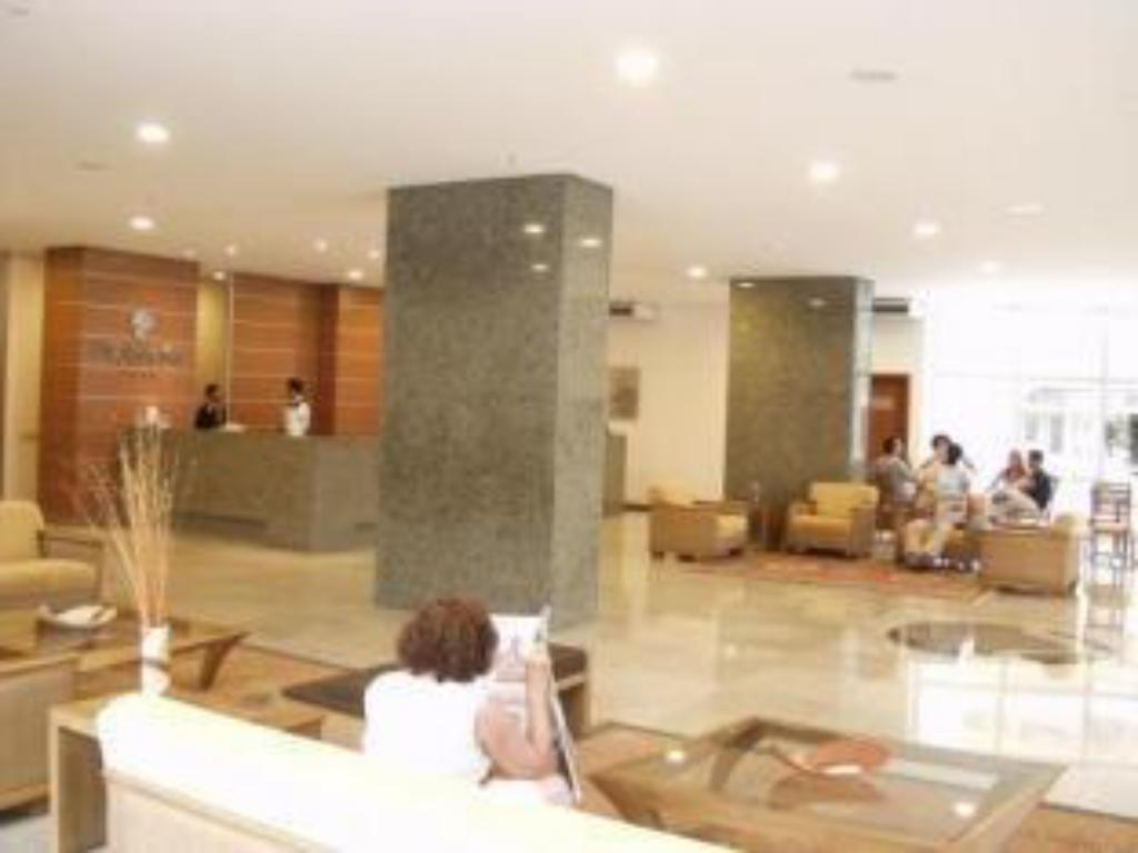 Lobby Costa do Mar Hotel