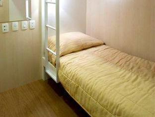 Room with Bunk Bed and external shared bathroom (1 adult)