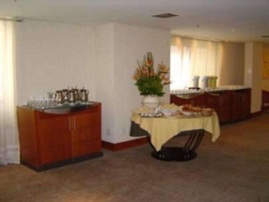 Interior view Travel Inn Live & Lodge Ibirapuera Flat Hotel