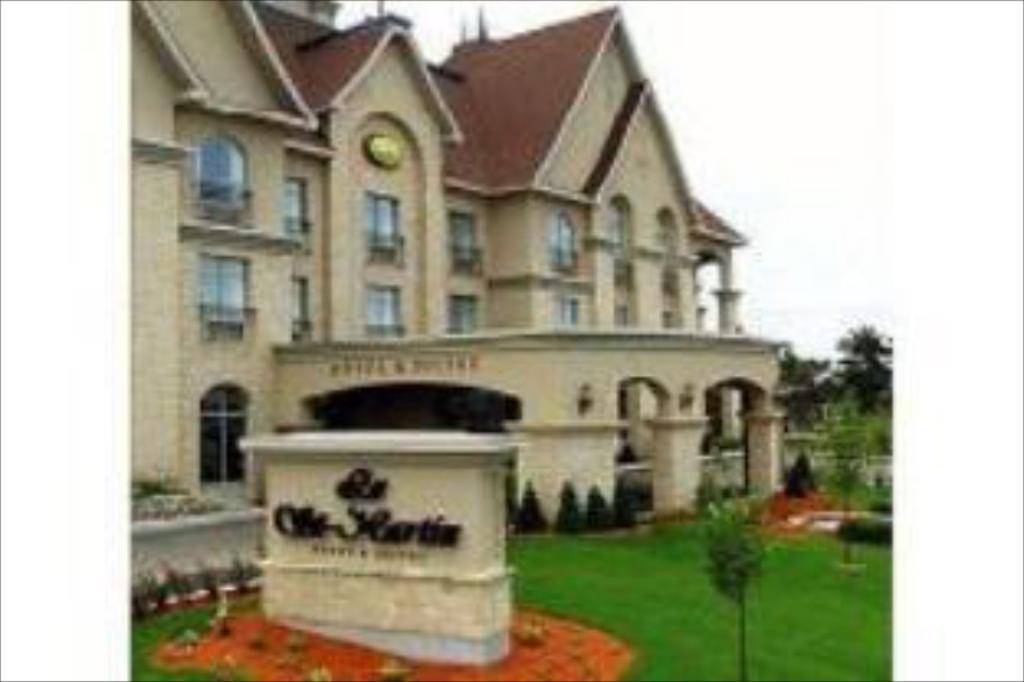 Le St Martin Hotel And Suites Laval