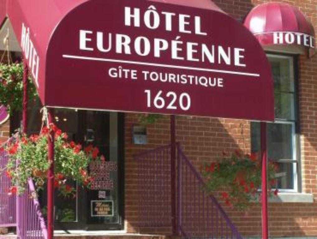 More about Hotel Europeenne