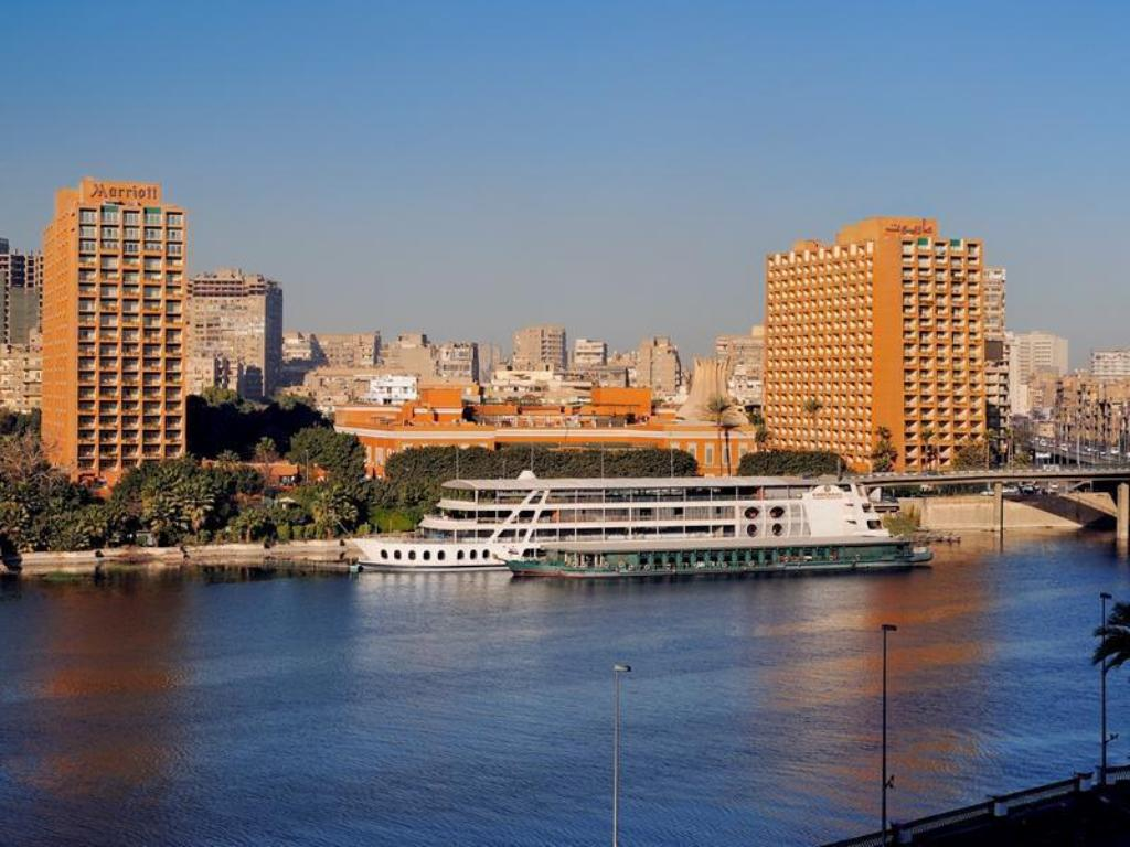 More about Cairo Marriott Hotel & Omar Khayyam Casino