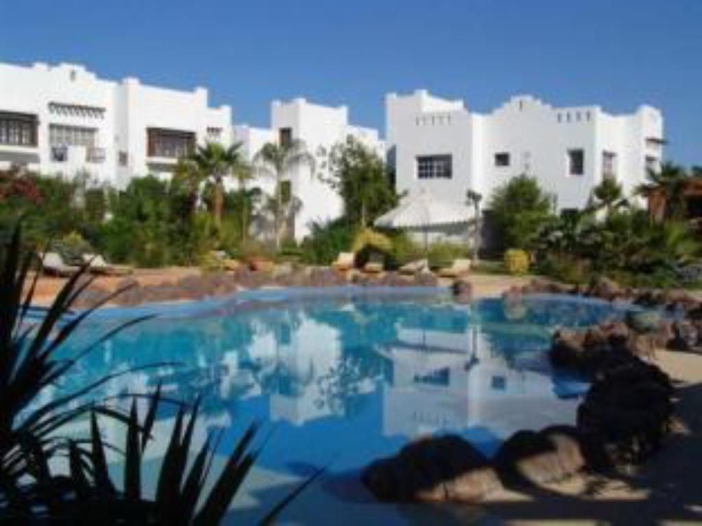 Vista exterior Delta Sharm Resort & Spa