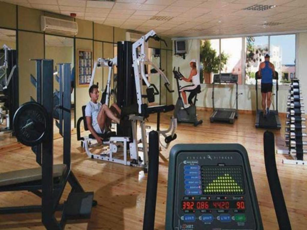 Fitness center Sol Y Mar Sea Star Resort