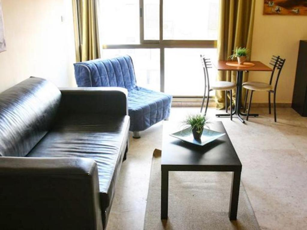 One-Bedroom Apartment (2 Adults) Dizengoff Beach Apartments