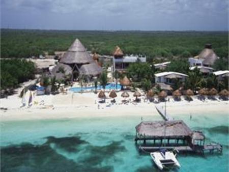 Desire Pearl Resort Map on