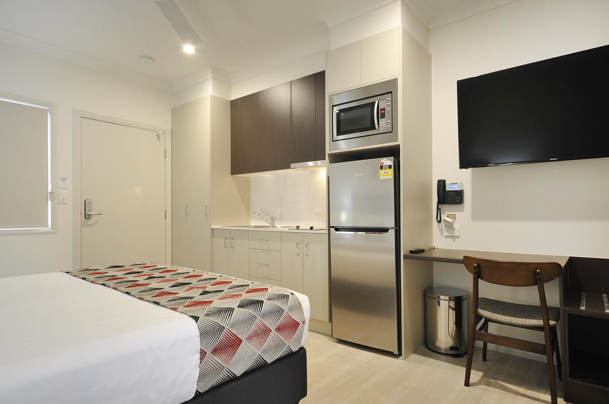 Allan Cunningham Motel Best Price On Northpoint Motel In Toowoomba Reviews
