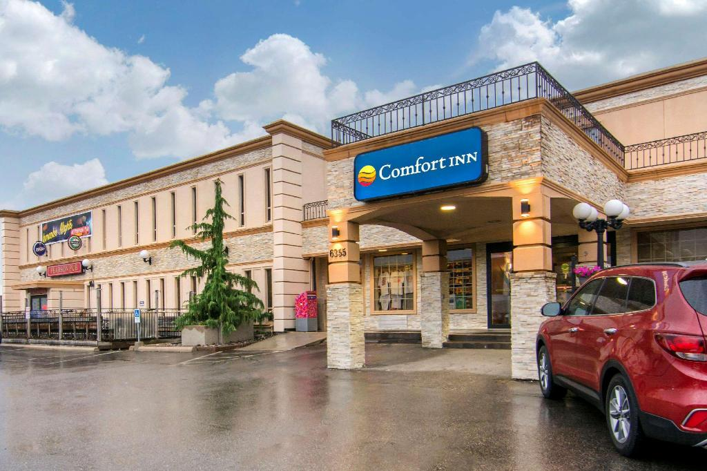 More about Comfort Inn Toronto Airport Mississauga