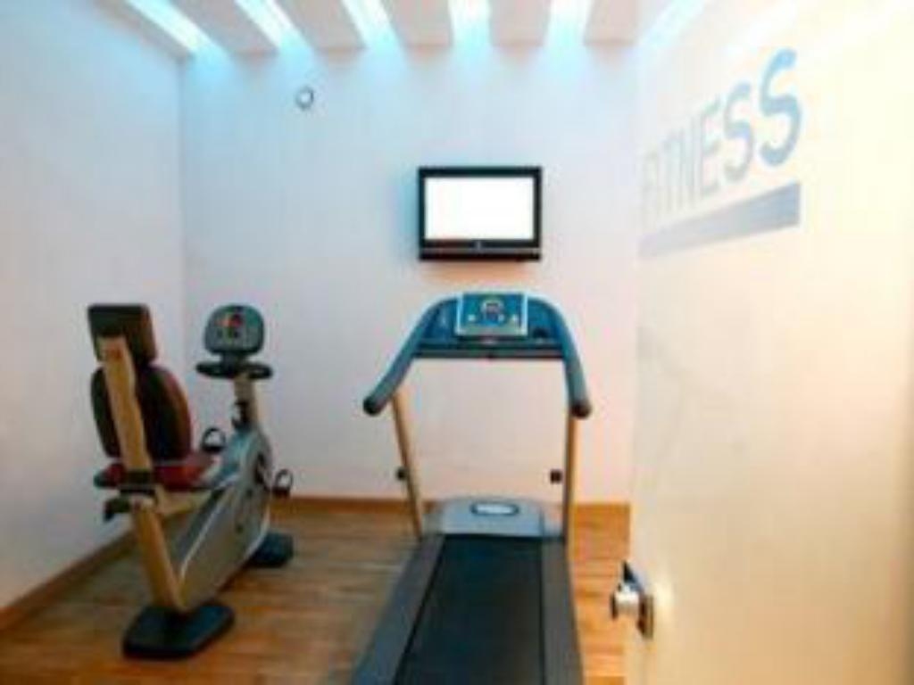 fitness centrum Jm Suites Hotel & Spa