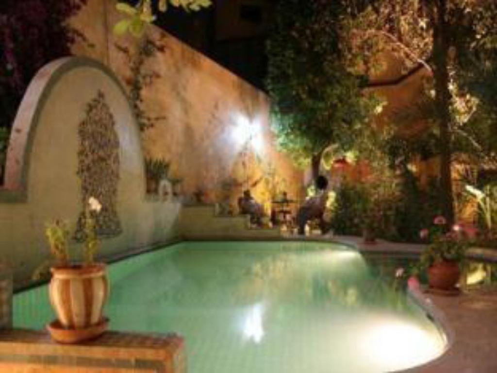 Swimming pool Riad Norma