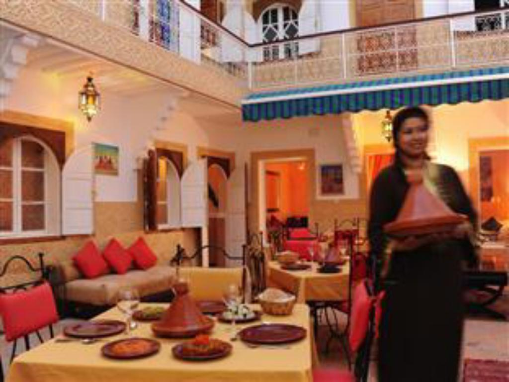 Interior view Riad Shaden