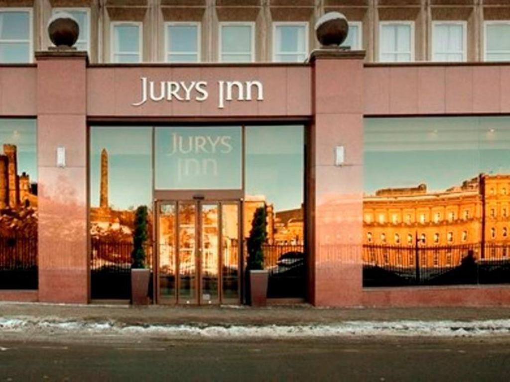 best price on jurys inn edinburgh in edinburgh reviews