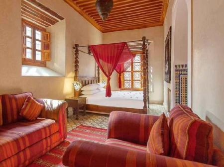 Interior view Angsana Riads Collection Hotel Morocco