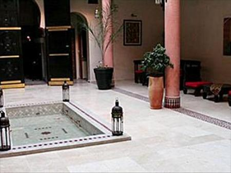 Swimming pool Riad Yacout