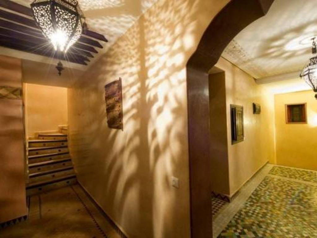 Interior view Riad Yacout